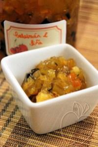 Mermelada de piña y calabacín (3) - copia