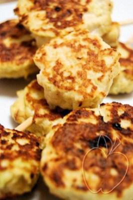Albóndigas de pollo y de harina de garbanzo (5)