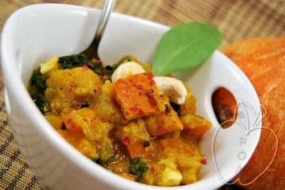 Curry de verduras con anacardos (6) - copia