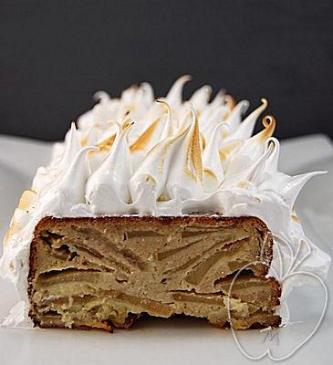 Tarta de manzana y almendra con merengue (13)