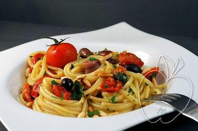Spaghetti alla siciliana (3)