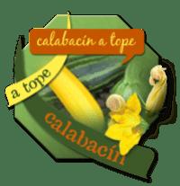 Calabacín a tope
