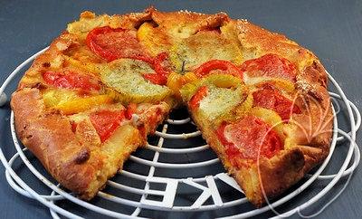 Galette de tomates antiguos (6)