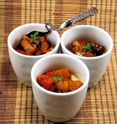 Tomate con mozzarella destructurado (4)
