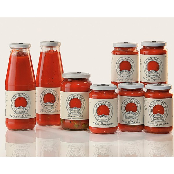 Azienda Agricola Prunotto Mariangela Prunotto Épicerie Fine Grocery Store Tomates et Sauces Come à lÉpicerie Take Away Delivery Luxembourg 2
