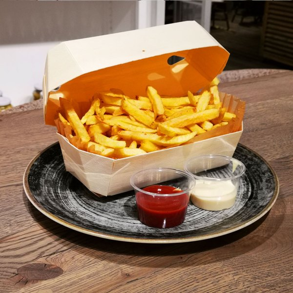 Frite Maison Come Delivery Restaurant Come a la Maison Delivery Take Away Luxembourg 1