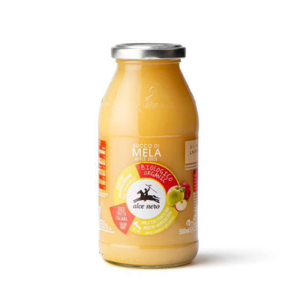 Jus 100 pomme biologique Come Delivery Take Away Delivery Luxembourg