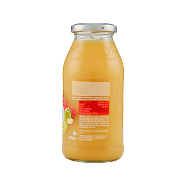 Jus de pomme 100 pur jus bio 500ml Épicerie Fine Grocery Store Come à lÉpicerie Take Away Delivery Luxembourg 3