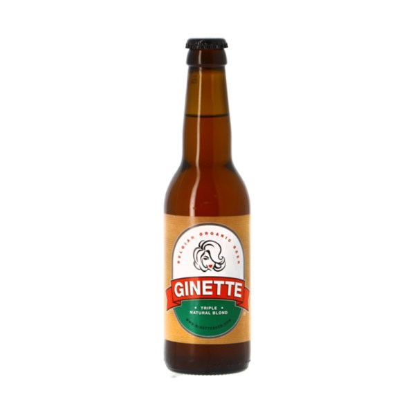 Come Delivery Ginette Natural Triple Bio Come à la Bière Come à la Maison Delivery Take Away Luxembourg 1