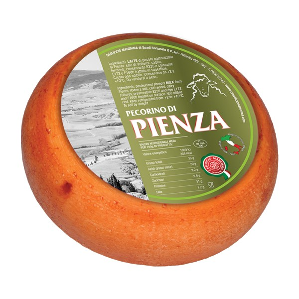 Fromage Pecorino di Pienza Come a lepicerie Come Delivery Come a la Maison Delivery and Takeaway Luxembourg