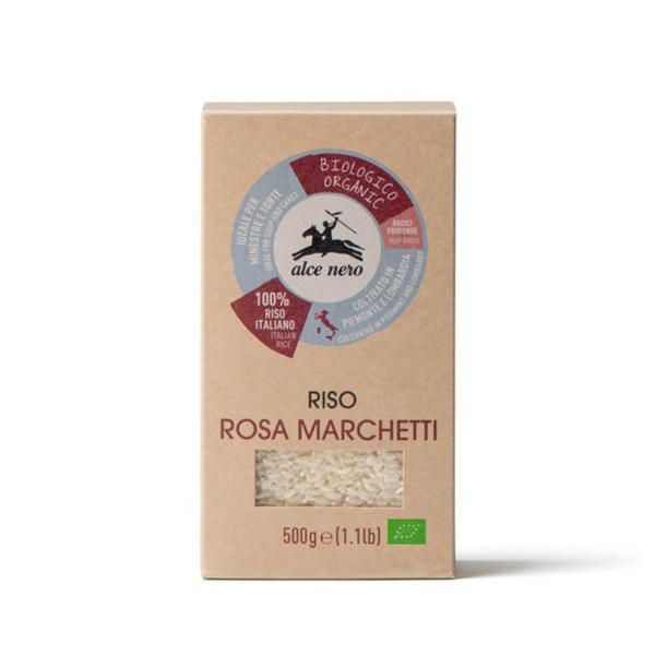 Riz Rosa Marchetti biologique Come Delivery Epicerie Fine en Ligne Come a la Maison Delivery and takeaway Luxembourg