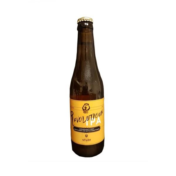 Come Delivery Revolution IPA Stuff Come a la Biere Come a la Maison Delivery Take Away Luxembourg