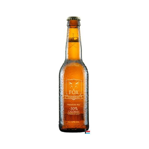 Fox Premium Pils Come a la Biere Come a la Maison Delivery Take Away Luxembourg 2