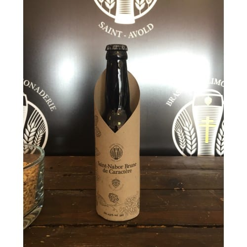 Saint Avold Brune de Caractere 33cl Come Delivery