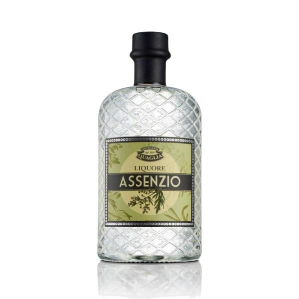 Liquore allAssenzio Liqueur dabsinthe Quaglia Spritueux Come Delivery Come a la Cave