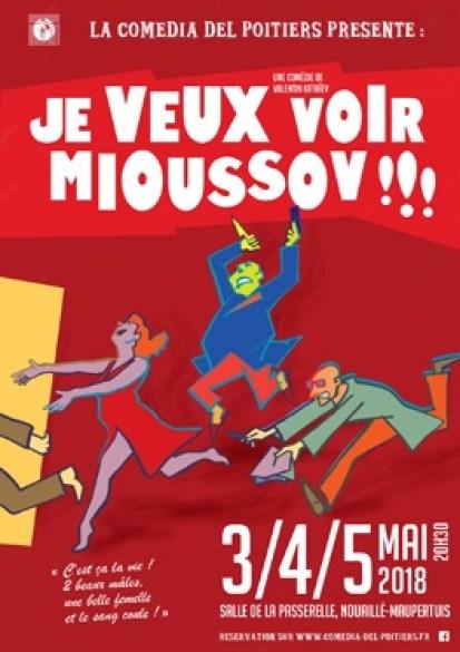 Affiche - Je veux voir Mioussov