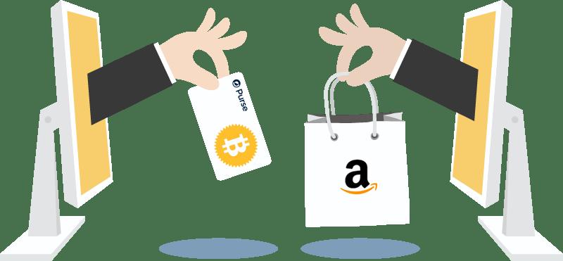 Purse.io - pagare su Amazon in Bitcoin e non solo
