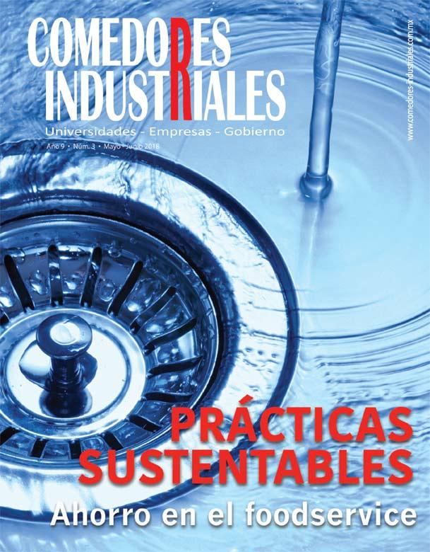 Edición Impresa de la Revista Comedores Industriales