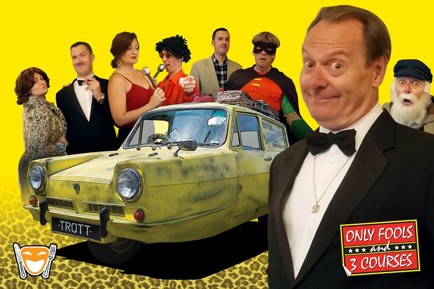 Only Fools Cast Montage July 2018 (002)