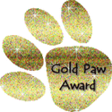 Gold-Paw-Award