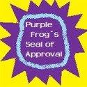 purplefrogsealofapproval