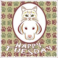 HappyTues Blog Hop Badge [300 px]