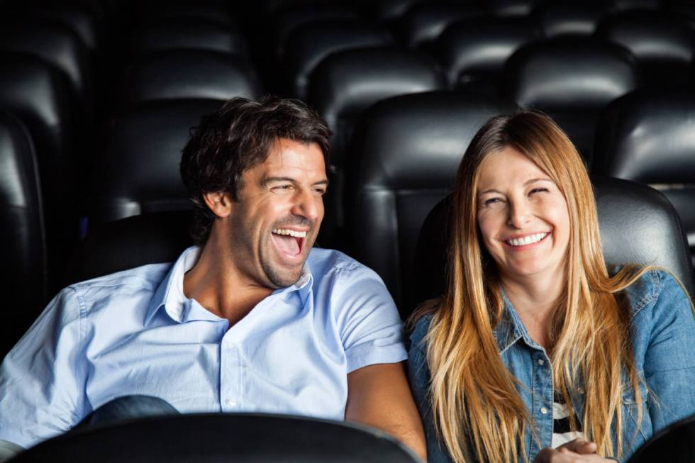 Take Your First Date To A Comedy Show