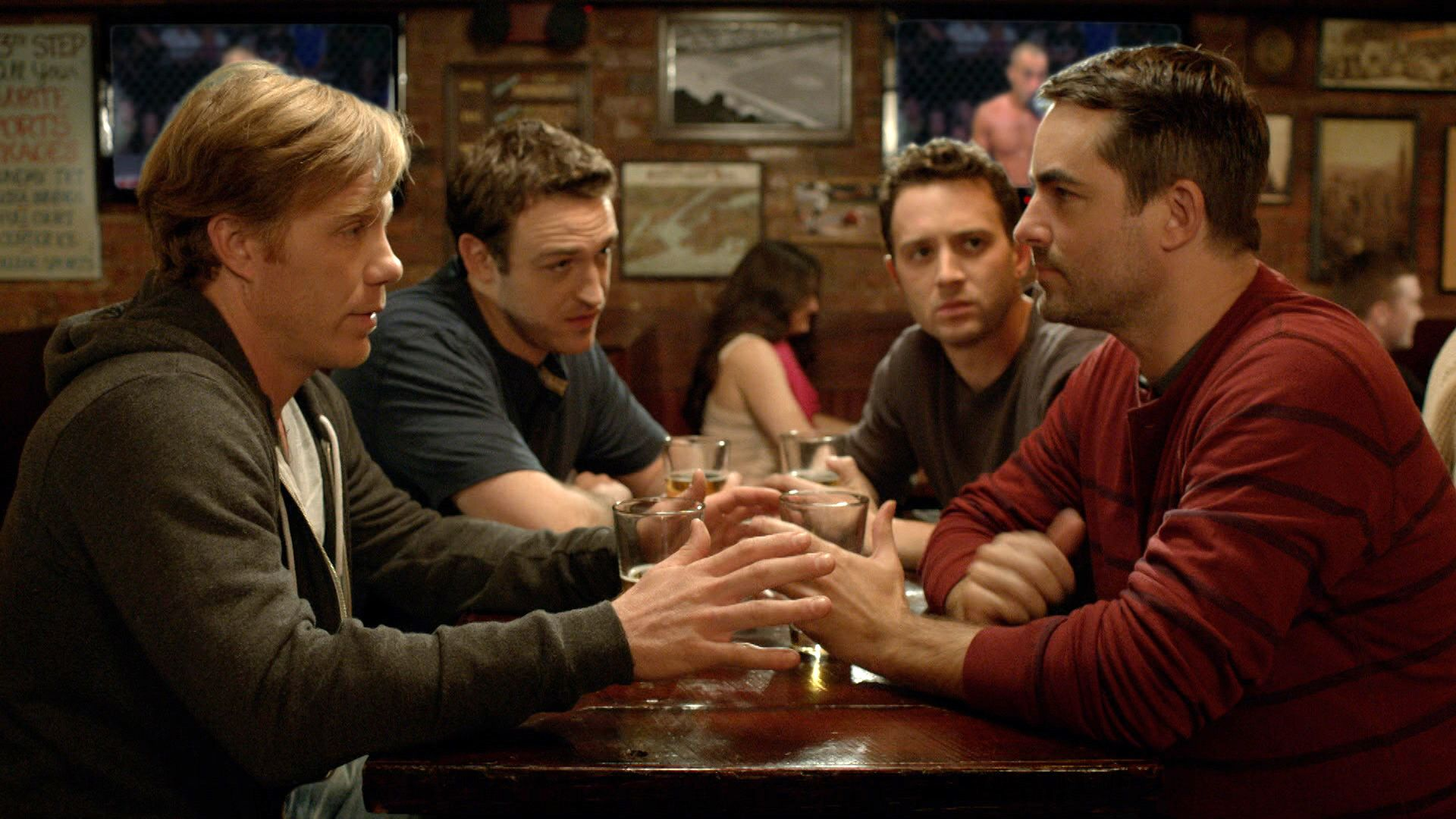 Image result for guys talking in bar