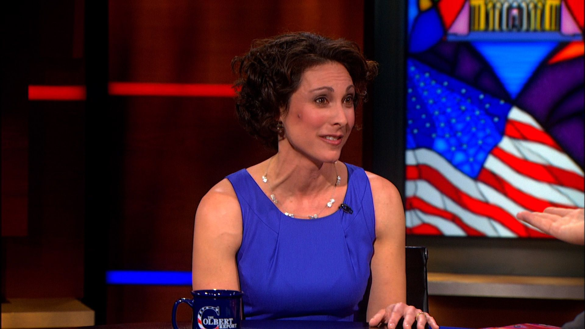 Providing relief to renters, landlords, immigrants governor hochul has … Emily Bazelon - The Colbert Report (Video Clip) | Comedy