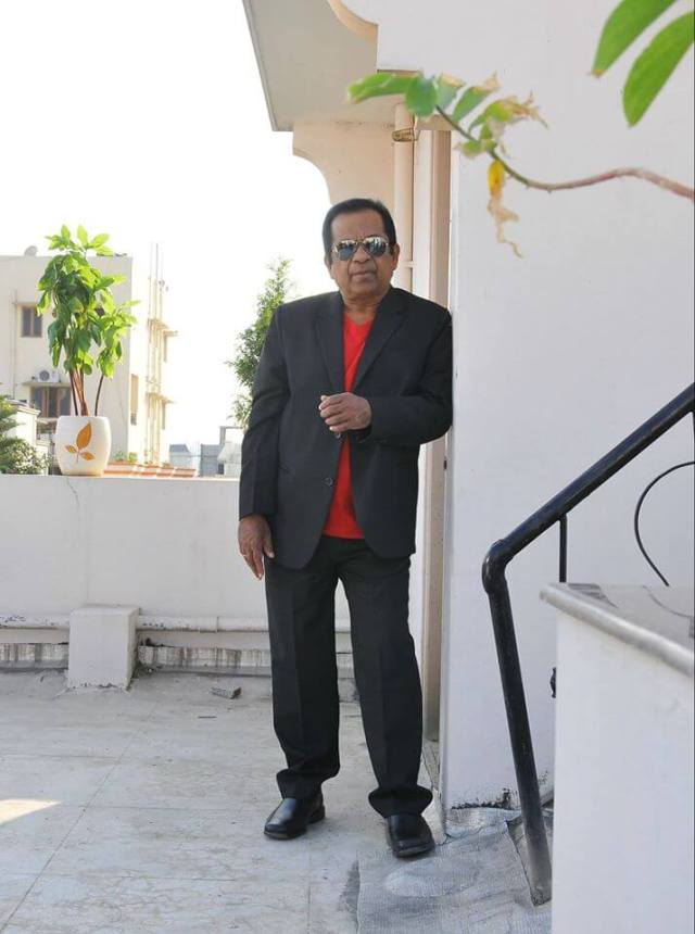 Brahmanandam Kanneganti | Height 5 feet 4 inches