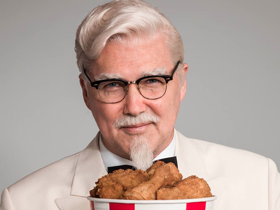 inspirational story of KFC Founder
