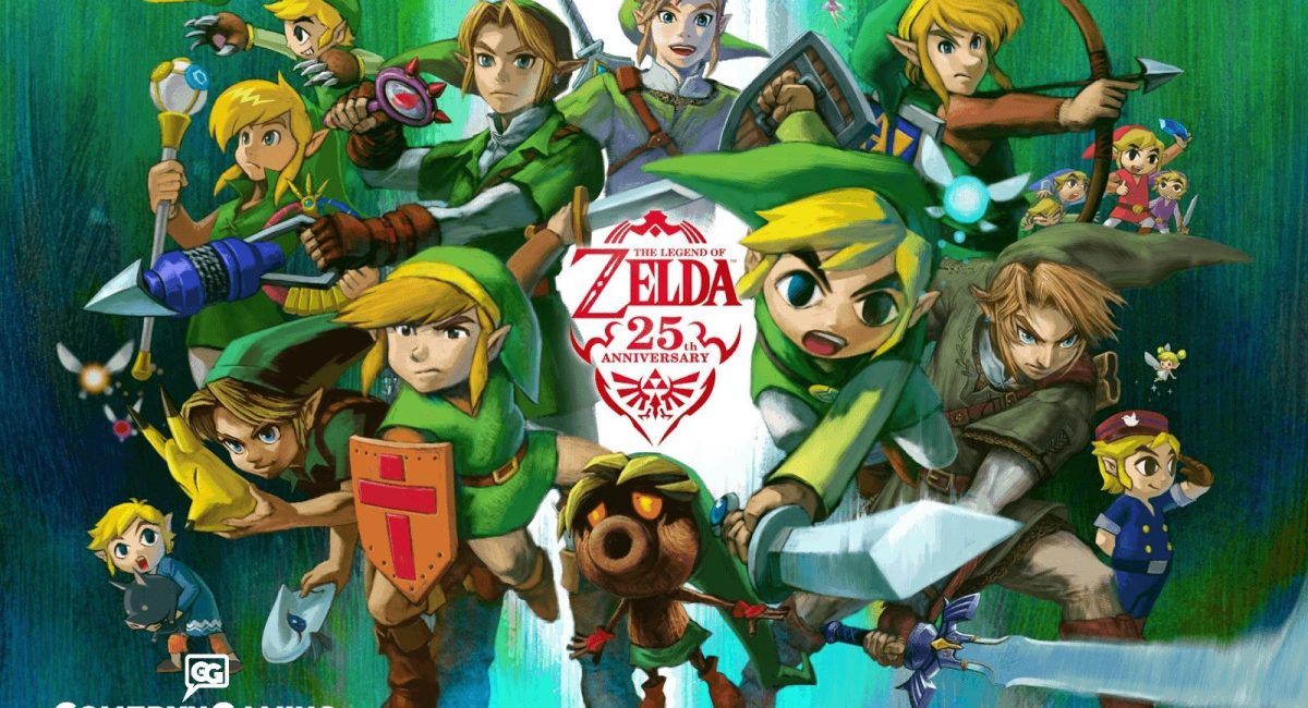 Triforce Heroes Legend Of Zelda