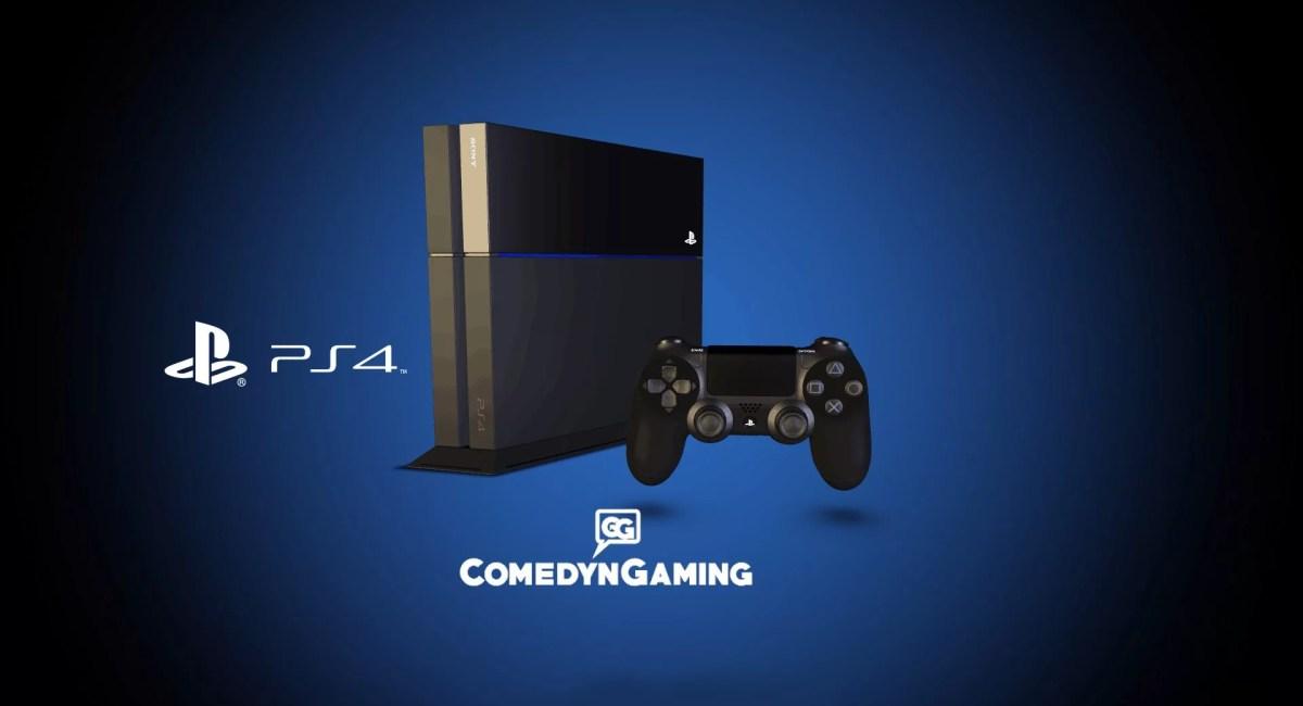 Playstation 4, PS4