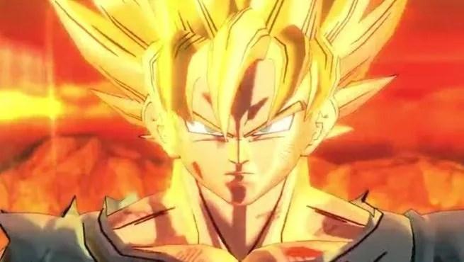 Dragon Ball XenoVerse 2 Goku Super saiyan