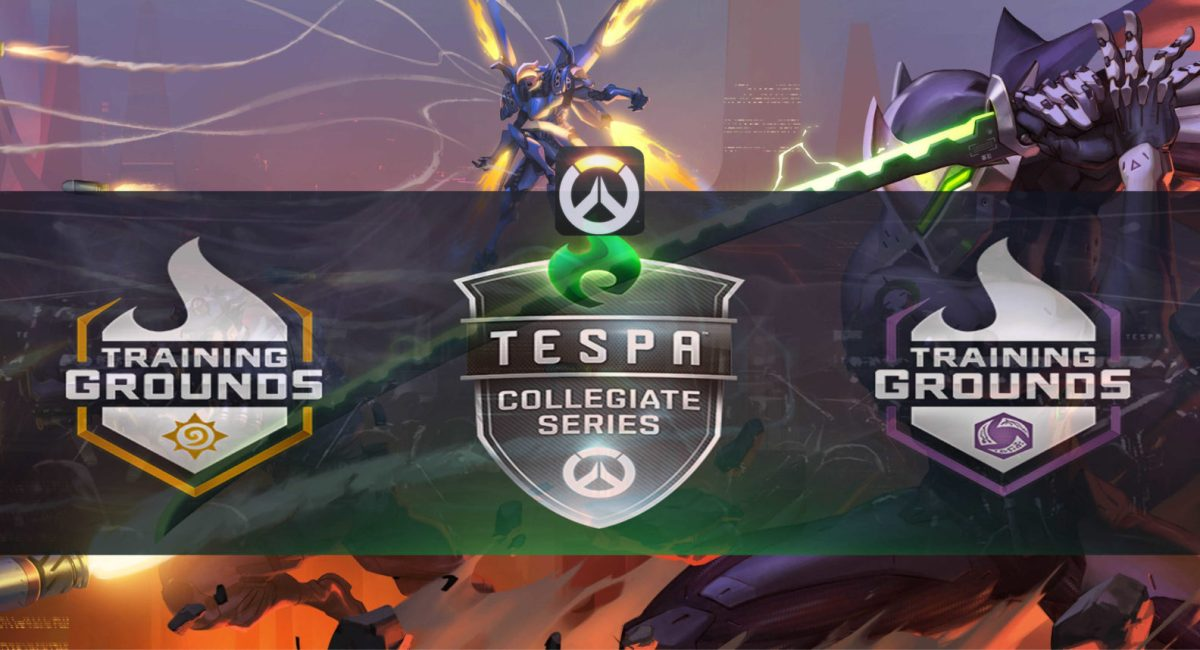 Tespa Overwatch Comp