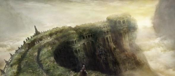 Dark Souls battle