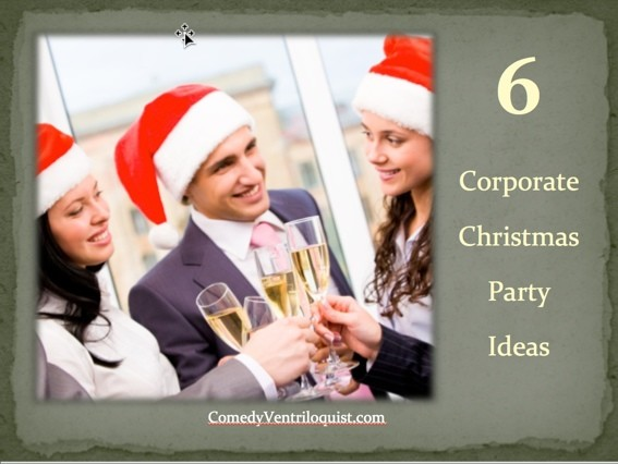 6 top corporate christmas party ideas