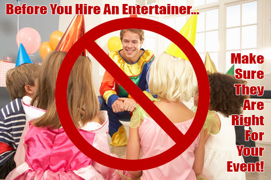 entertainer hire Adult for