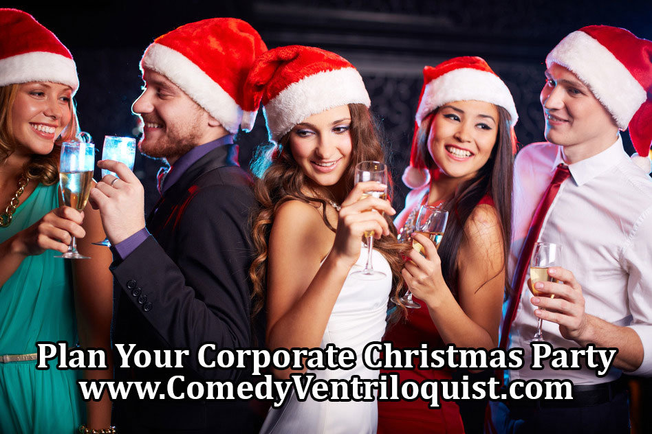 Planning a Corporate Christmas Party