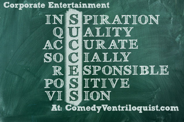 Corporate Party Entertainers For Your Event