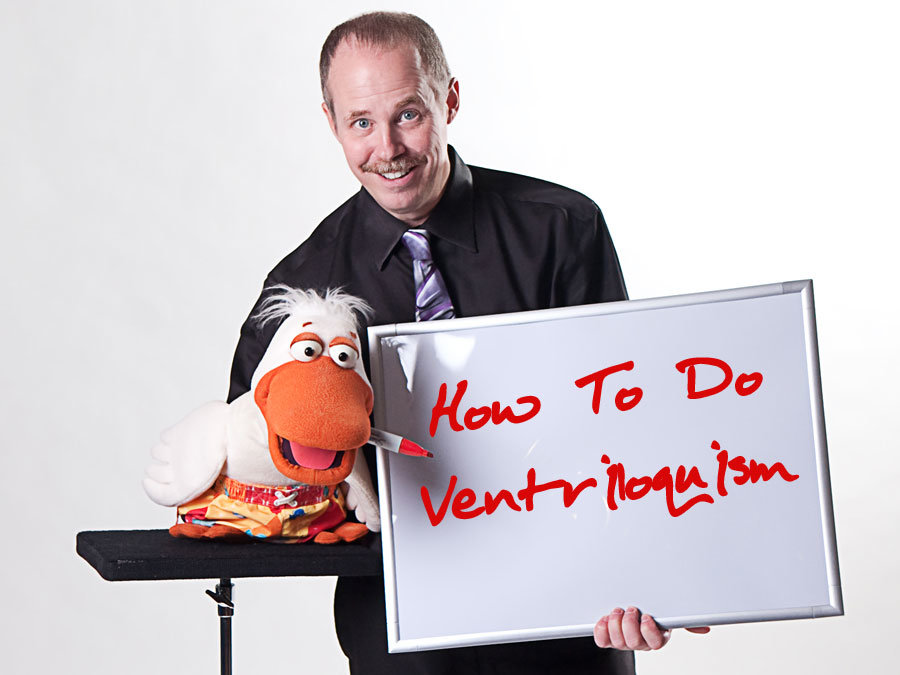 Ventriloquism Lecture Becomes Popular How To Web Page