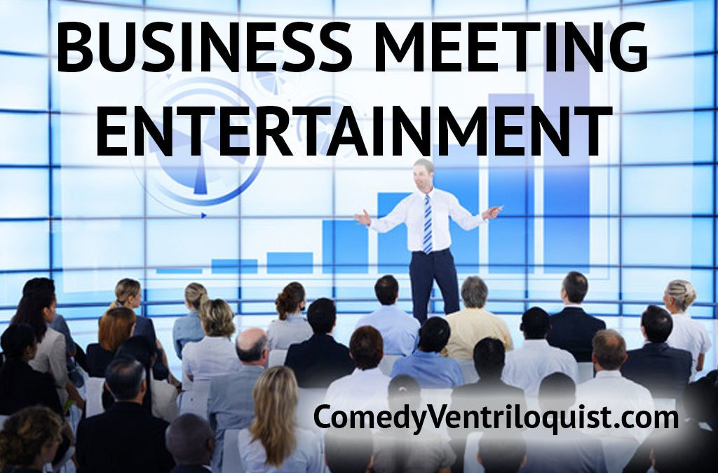 Business Meeting Entertainment