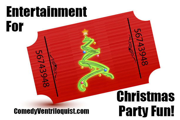 Entertainment For Christmas Party Fun