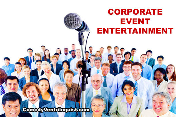 Corporate Event Entertainment
