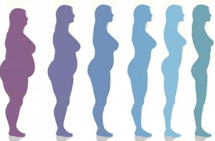 perdere peso e seno