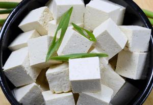 tofu per il seno