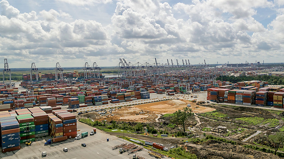 Port of Savannah to add container capacity