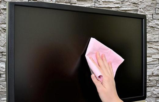 Como limpiar la pantalla de la TV