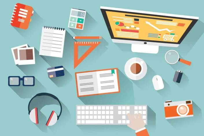 Business Graphical Design Elements