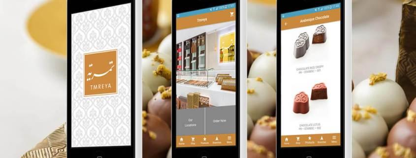 Make an App for Online Shops